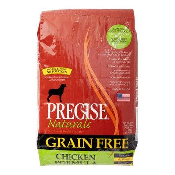 Precise Pet 726402 Precise Natural Dog Grain Free Chicken 12