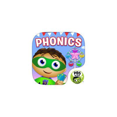 PBS KIDS SUPER WHY Phonics Fair for iPad