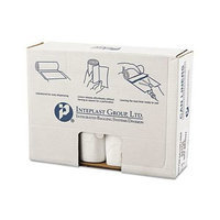 Inteplast Group Integrated Bagging Systems VALH4348N16 Natural Can Liners