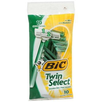 BIC Twin Select Sensitive for Men