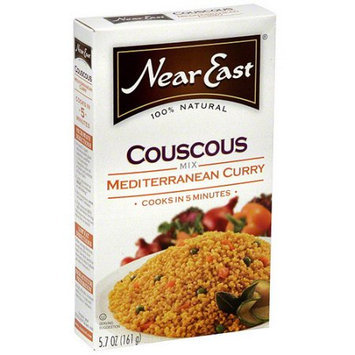 Generic Near East Mediterranean Curry Couscous, 5.7 oz (Pack of 12)