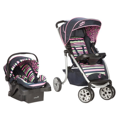 Dorel Juvenile SleekRide Premier Travel System - Sweet Sailing