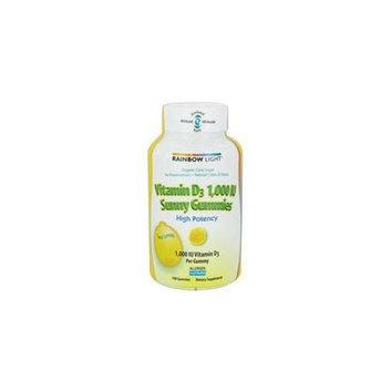 Rainbow Light 42656 Vitamin D Sunny Gummies