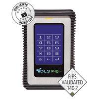 Data Locker DataLocker DL3 500GB External Hard Drive - USB 3.0