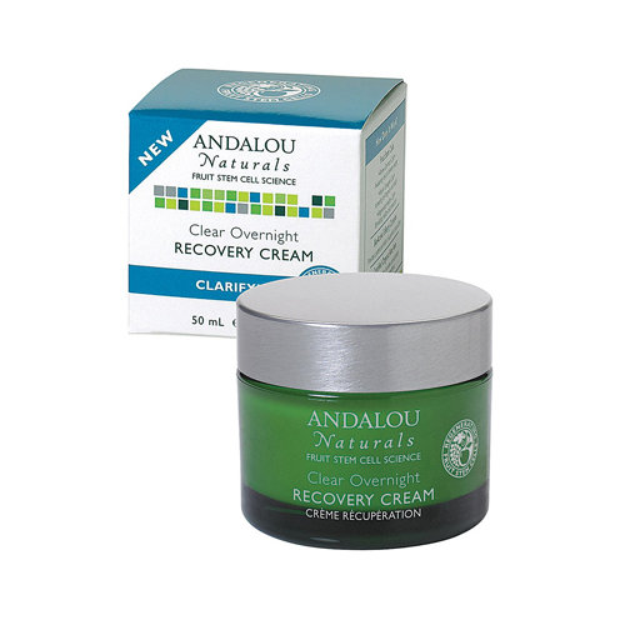 Andalou Naturals Clear Overnight Recovery Cream