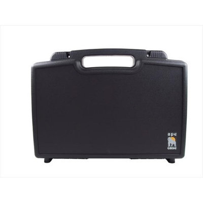 Ape Case ACLW13524 Lightweight Stackable Medium Briefcase sized Box without Foam