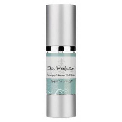 Intensive Anti-aging Liquid Facelift Serum All-in-one Formula with 25% Argireline, 15% Matrixyl, Phytocell Tec Malus Domestica (Apple Stem Cells), Pepha Tight, Retinol, Antioxidants Skin Perfection