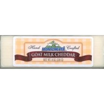 Montchevre Goat Milk Cheddar