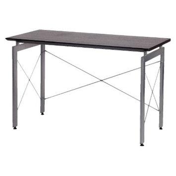 RTA Products Writing Desk: Techni Mobili Writing Desk - Chocolate