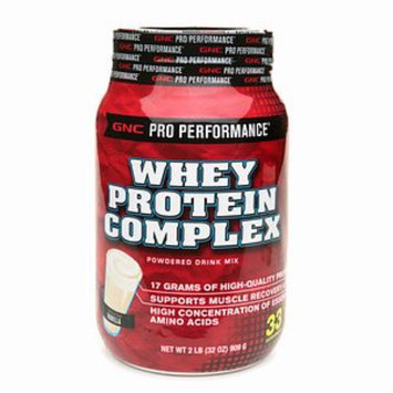 GNC Pro Performance Whey Protein Complex