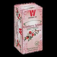 Wissotzky Tea Bags Magic Garden Cranberry Splash - 20 CT