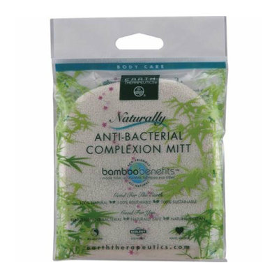 Earth Therapeutics Bamboo Benefits Anti-Bacterial Complexion Mitt 1 Piece