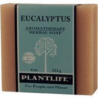 Plantlife Natural Body Care Eucalyptus Aromatherapy Herbal Soap - 4 oz (113g)