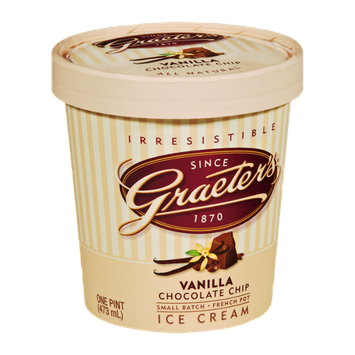 Graeter's Vanilla Chocolate Chip Ice Cream