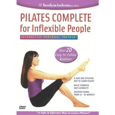 Universal Pilates Complete for Inflexible People - Fullscreen - DVD