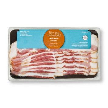 Simply Balanced Pork Bacon 8 Oz