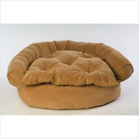 CPC Faux Suede Comfort Couch