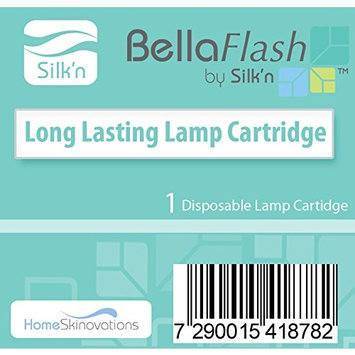 BellaFlash Long Lasting Lamp Cartridge by Silk'n