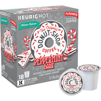 The Original Donut Shop - Peppermint Bark K-Cups (18-Pack) - Multi