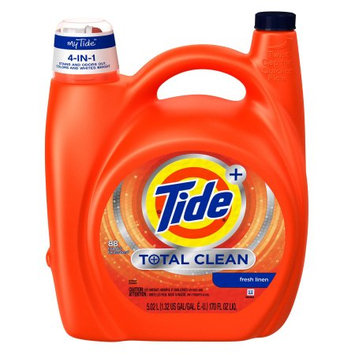 Tide Liquid HE Total Clean Laundry detergents