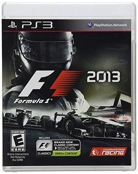 Codemasters Warner Brothers F1 2013 PS3