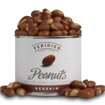 FERIDIES Redskin Virginia Peanuts, 9 Ounce Cans