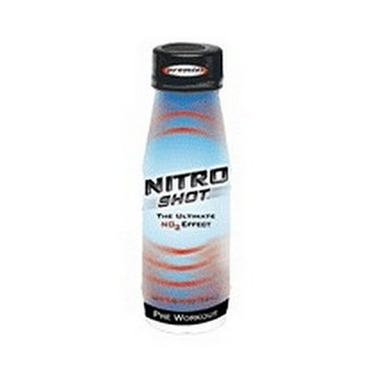Premier Nutrition Nitro Shot Sports Drink, 1.8 Ounces, 10-Count Box
