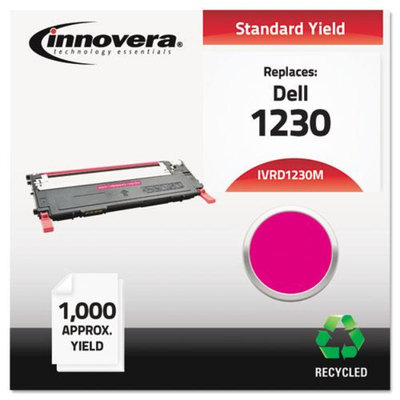 INNOVERA Remanufactured 330-3014 (1230C) Toner, 1000 Yield, Magenta