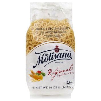 La Molisana Anelli Siciliani 60 A Pasta 16 oz