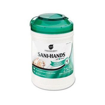 Nice-pak Sani-Hands Sustainable Wipes
