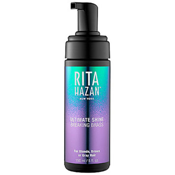 Rita Hazan Ultimate Shine Gloss Breaking Brassiness 5 oz