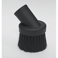 Shop-Vac 1/4 Round Brush Black