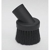 Shop-Vac 1/4 Round Brush Black