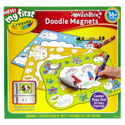 My First Crayola Washable Doodle Magnets