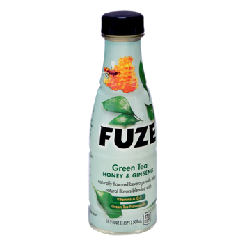 Fuze Honey & Ginseng Green Tea