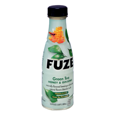 Fuze Honey & Ginseng Green Tea