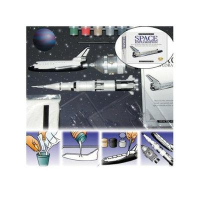 Skullduggery Eyewitness Space Exploration Casting Kit (Space Shuttle/ Command