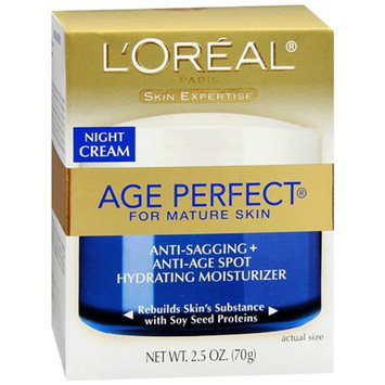 L'Oréal Age Perfect Night Cream for Mature Skin