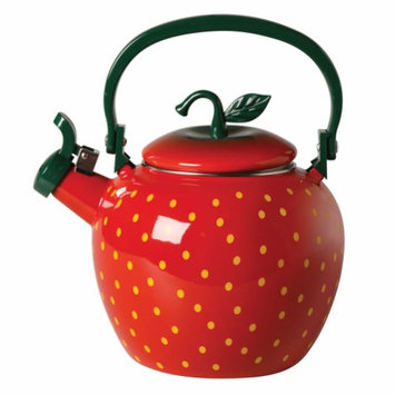 Supreme Housewares 71511 Strawberry Whistling Tea Kettle - Pack of 6