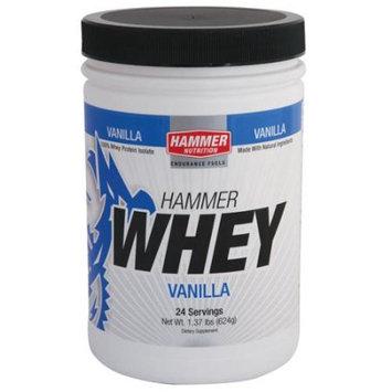 Hammer Nutrition WHEY- Vanilla Flavor- Immune System Support- Dietary