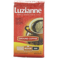 Luzianne Coffee, Medium Roast, 13-Ounce Bags (Pack of 3)
