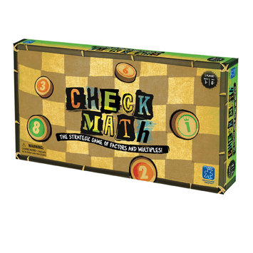 Educational Insights Check Math! Game - 2 Players