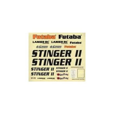 GREAT PLANES Decals Stinger II 46 ARF GPMA4239