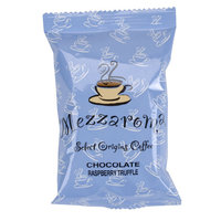 Ellis Coffee Ellis Mezzaroma Chocolate Raspberry Truffle Ground Coffee 24 - 2.5 oz. Packs / Case