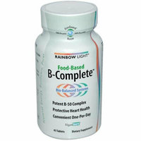 Rainbow Light B-Complete 45 Tablets