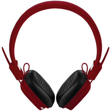 Outdoor Tech Privates Wireless Touch Control Headphones Crimson