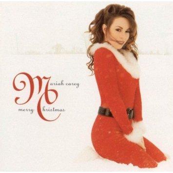 Columbia Mariah Carey ~ Merry Christmas (used)