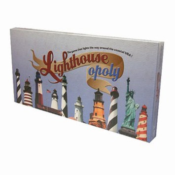 Lighthouse-opoly Monopoly Game Ages 8+