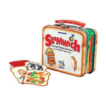 Gamewright GAMEWRIGHT, INC. Slamwich Deluxe Card Game in a Tin - GAMEWRIGHT, INC.