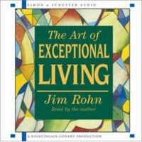 Snacktrition The Art of Exceptional Living - Unabridged (6 CD Set)